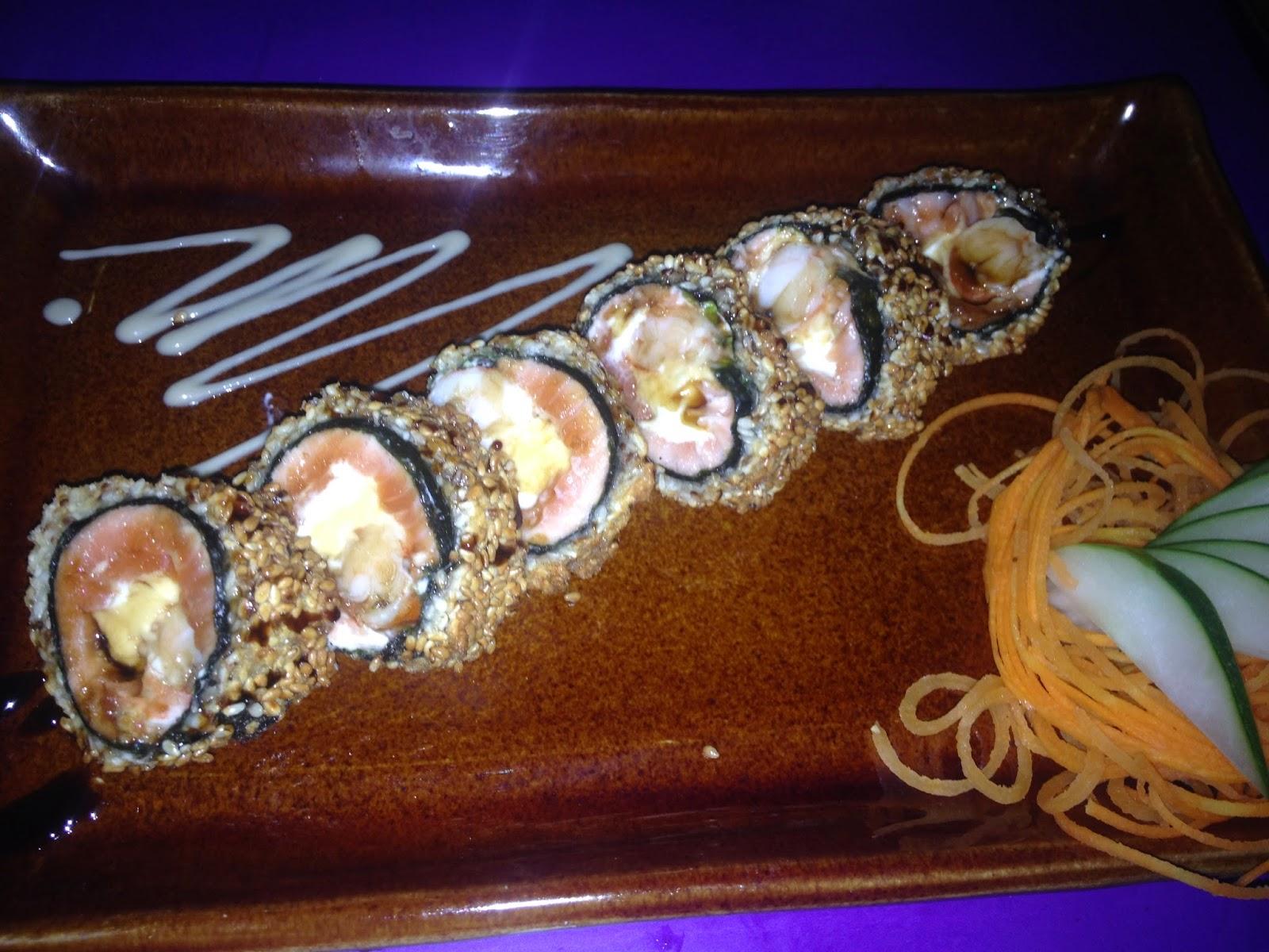 sushi em recife