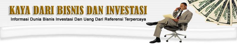 Kaya Dari Bisnis dan Investasi