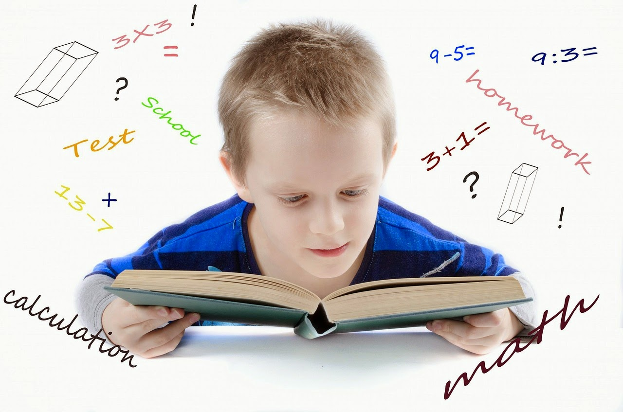 Kids Learning Math Education