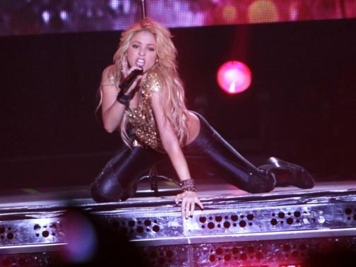 Shakira Cabrel Je l'aime à mourir Bercy