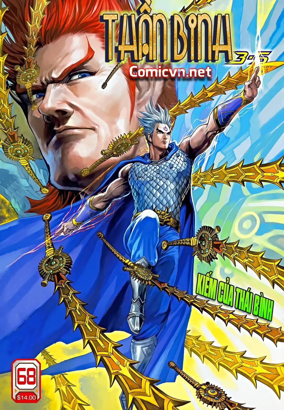 Thần binh huyền kỳ 3 - 3.5 tập 146 - 0