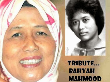 Tribute... Bahyah Mahmood