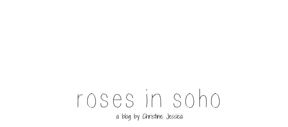 roses in soho