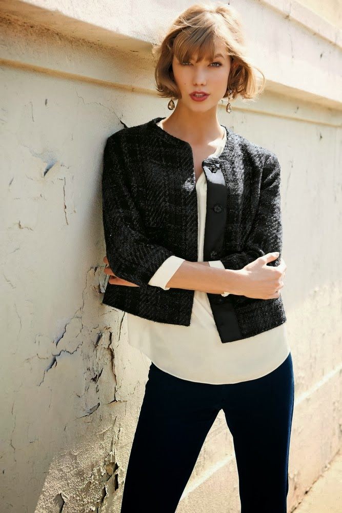 Karlie Kloss for Next Fall Winter Collection 2013
