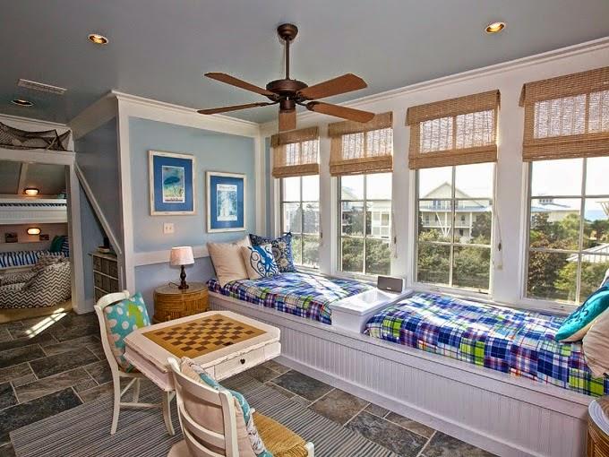 Decoracion Rustica Para Casas De Playa ~   de inspiraci?n para decorar nuestra casa de vacaciones con una