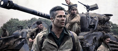 Fury (2014) new on DVD and Blu-Ray