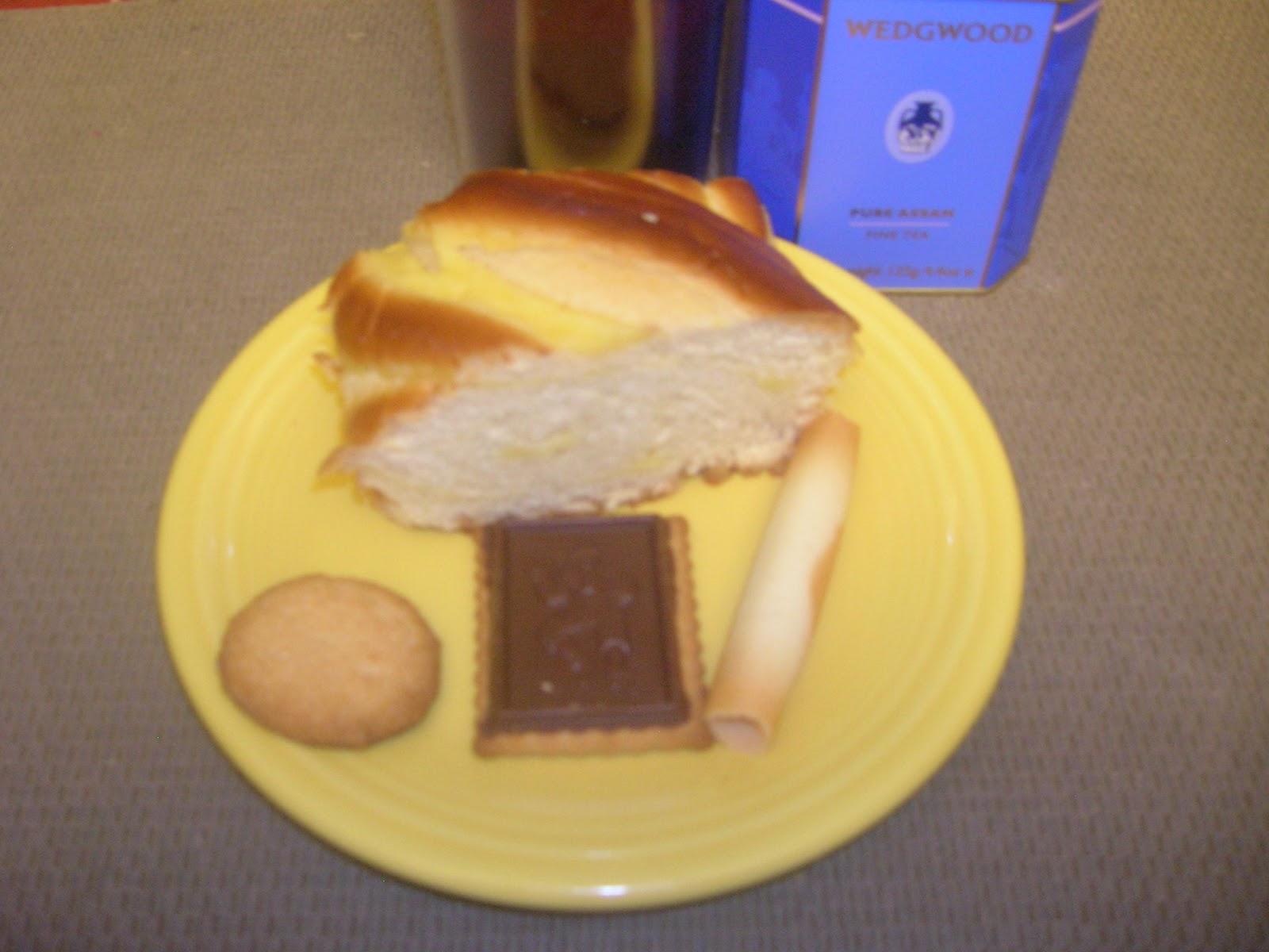 Chocolate Chip Brioche Bread Aldi