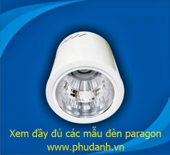 Đèn downlight Paragon