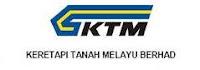Jawatan Kerja Kosong Keretapi Tanah Melayu Berhad (KTMB)