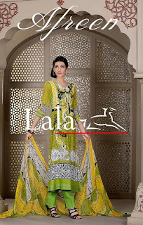 lala latest Eid Collection 2013