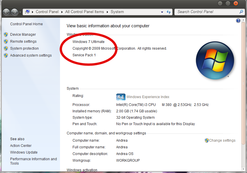 Update Windows 7 Service Pack 1 Tanpa Install Ulang | Share The ...