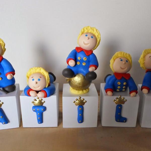 Cubos do Pequeno Príncipe