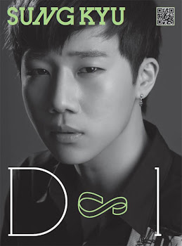 SUNGGYU D-1 POSTER