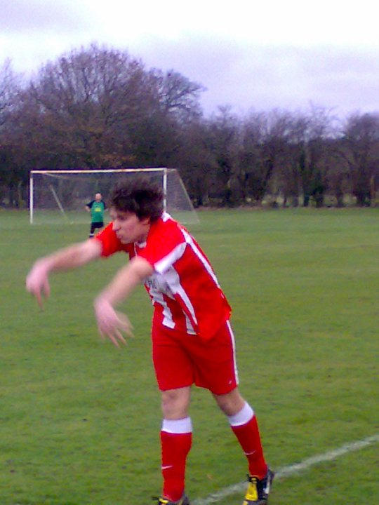 At my best I could throw like Rory Delap.