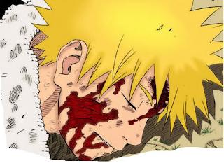 Naruto bloody