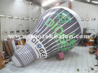 Balon karakter Bohlam Diogen Lighting