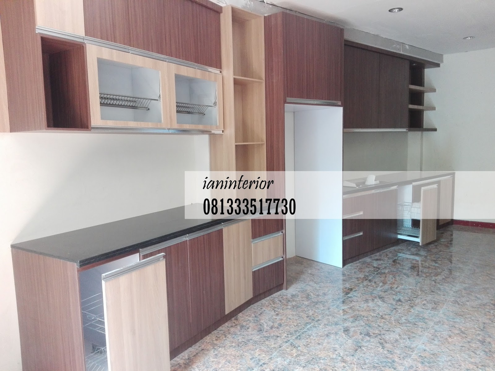 Kitchen set minimalis surabaya sidoarjo for Kitchen set bekas