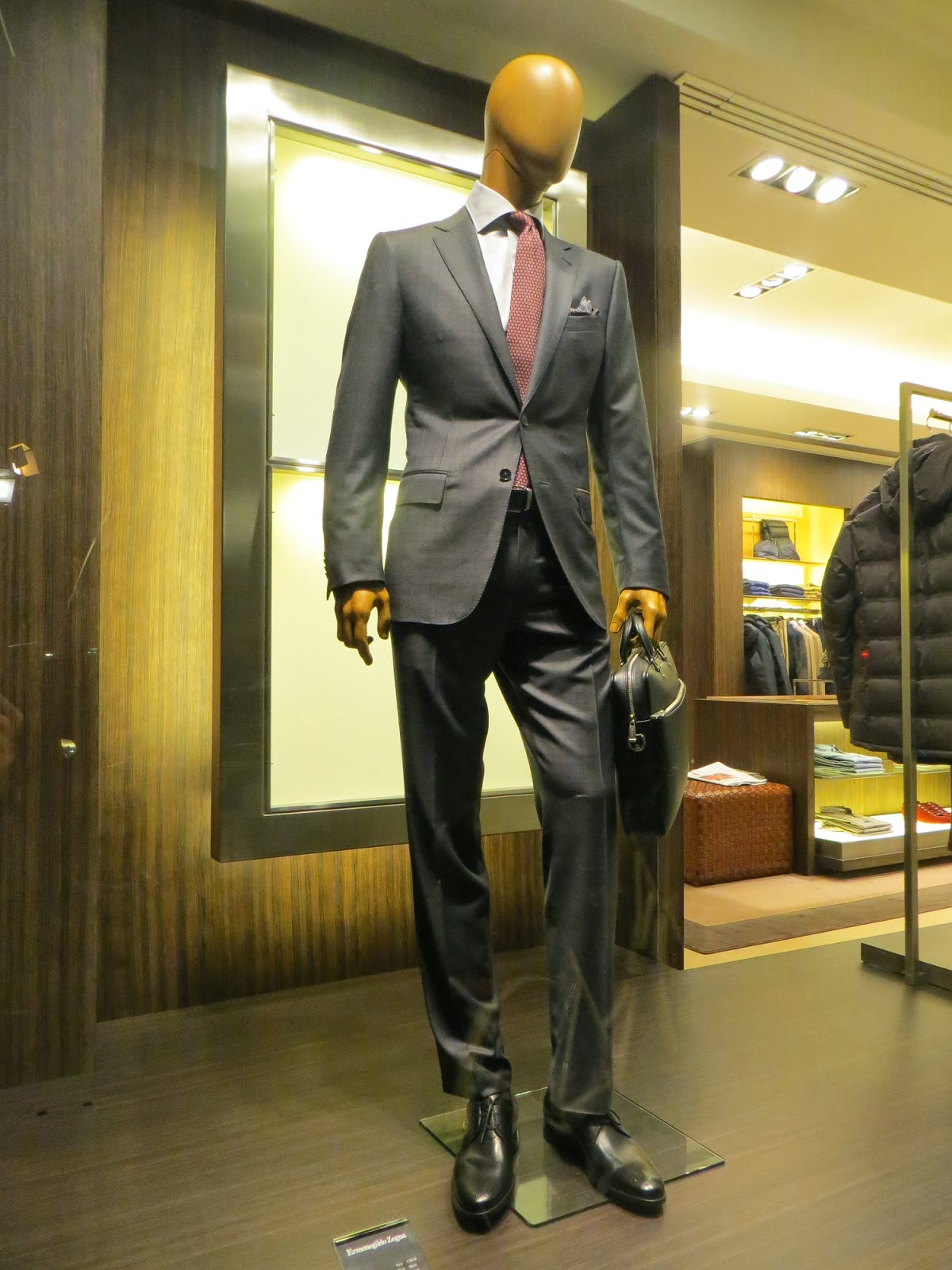 Men's Italian Suit, Florence, Italy