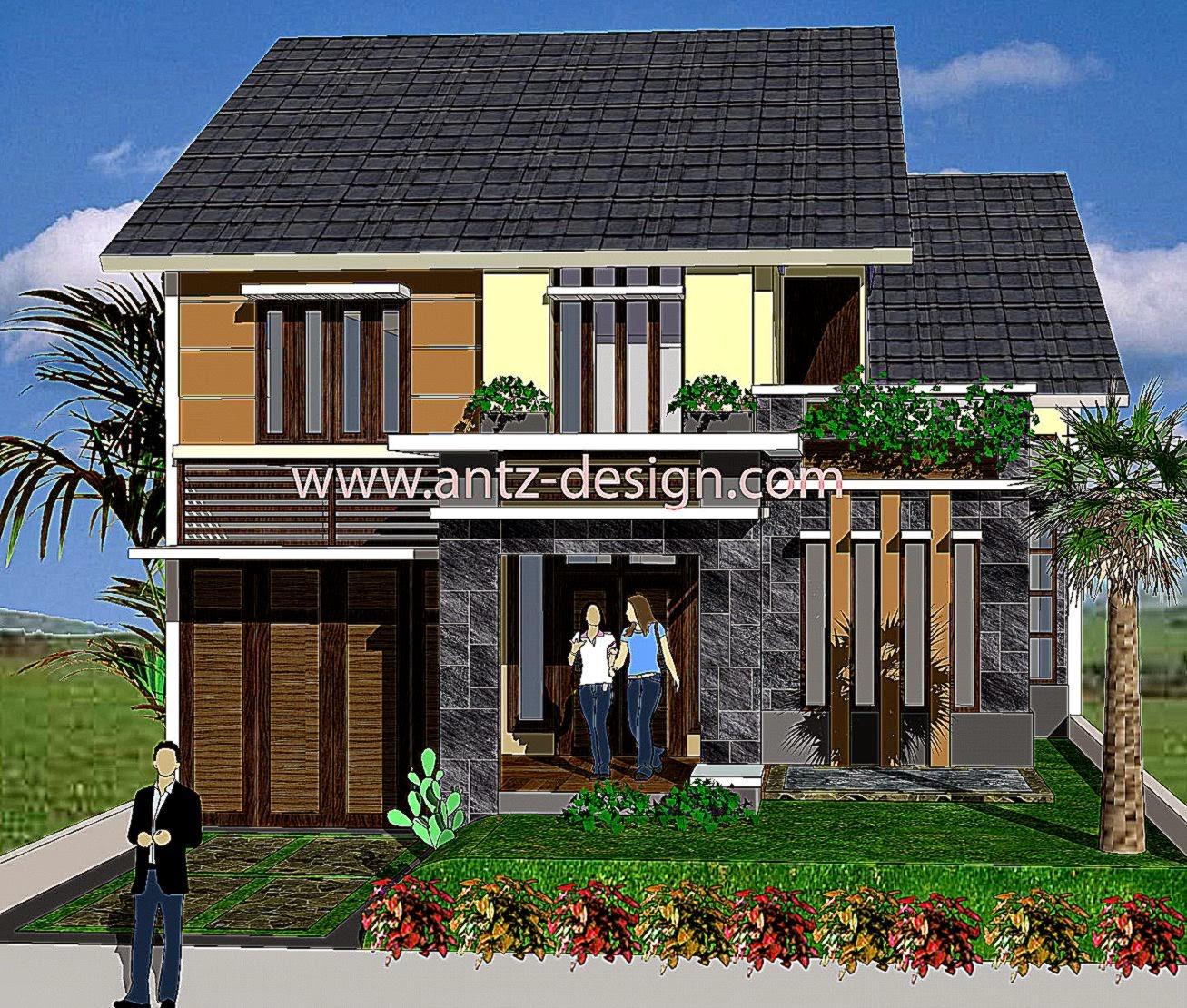 koleksi gambar rumah sederhana contoh minimalis home design blog