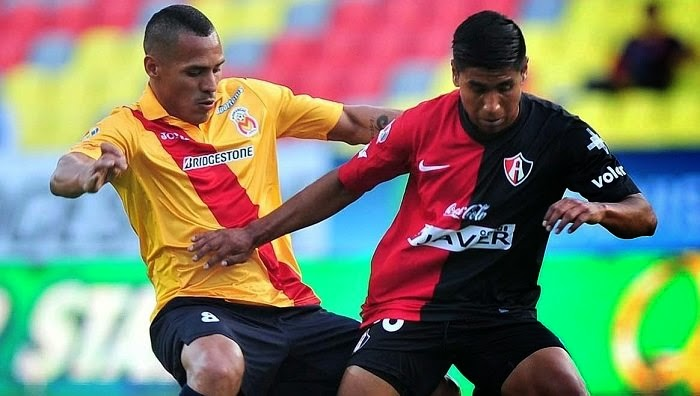 Atlas vs Morelia en vivo