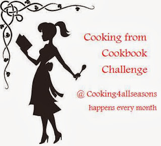 cooking from cookbook challenge for december 2014