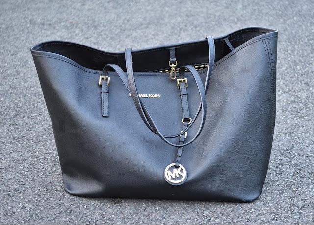 Michael Kors Saffiano Tote Bag