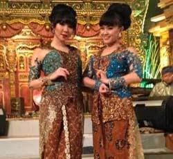 30 Model Baju Kebaya Sinden OVJ Trans7 Terbaru 2014 - Gambar Kata ...