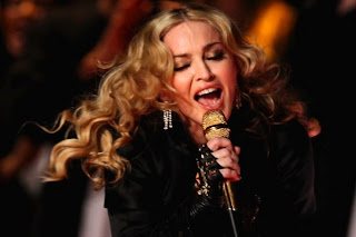 Madonna American Singer, Actress Images 2012
