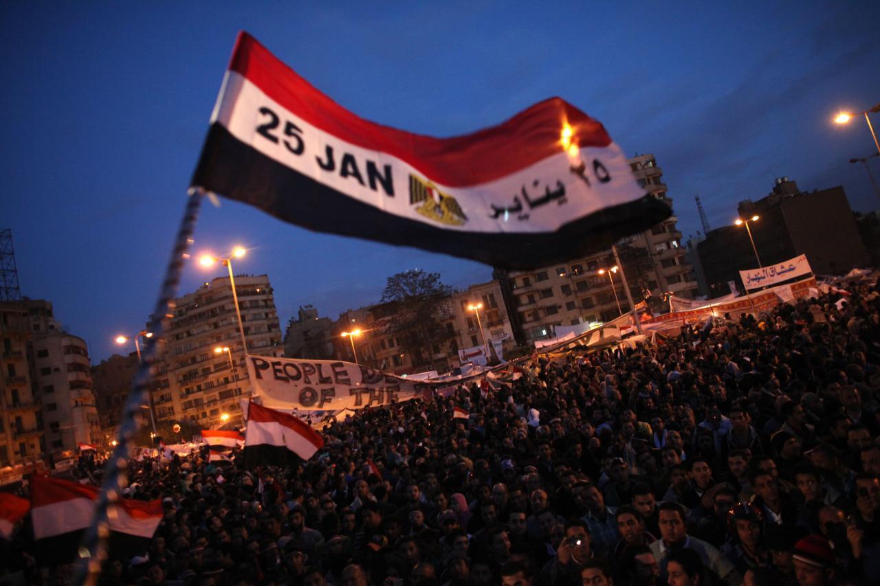 President Egypt 2012 5th President of Egypt