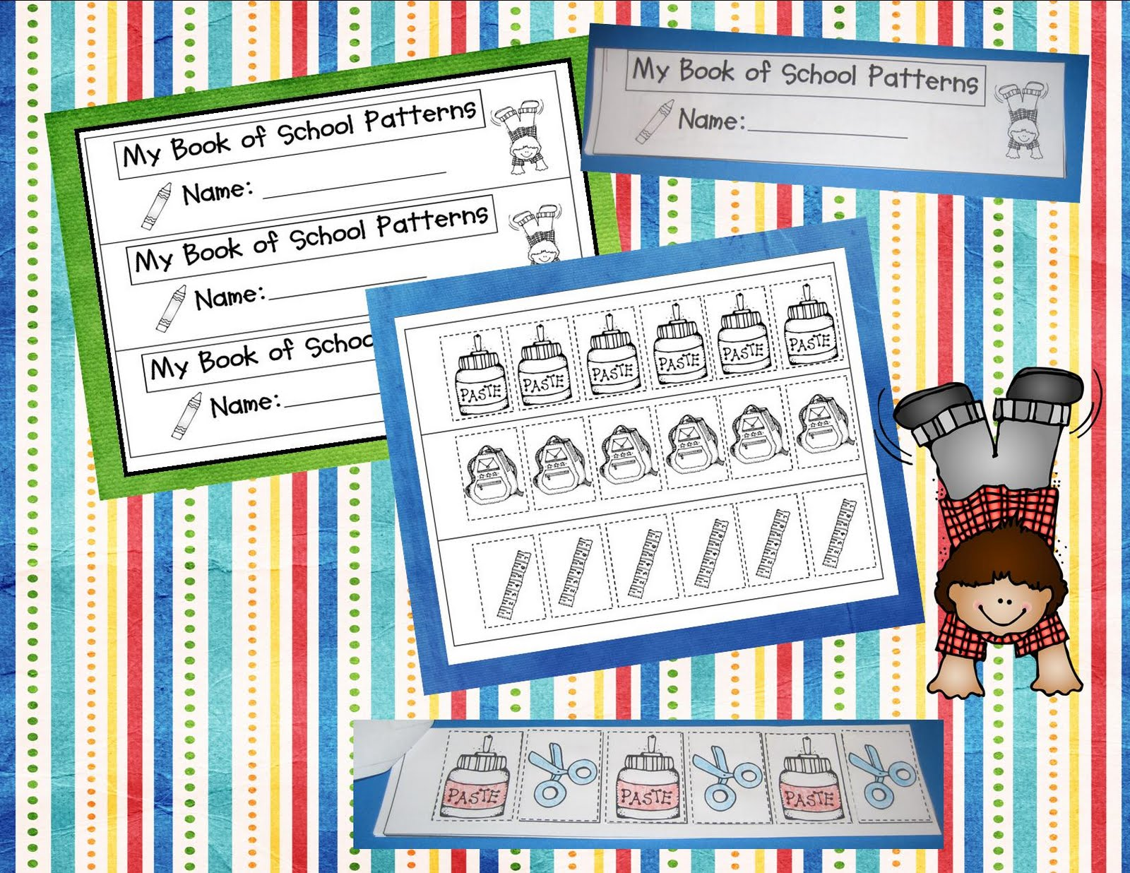 preschool books about patterns kindergarten crayons patterning with a 588