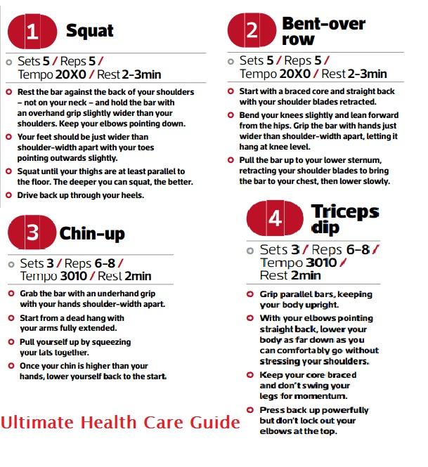 your ultimate bodyplan