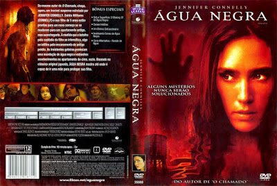Filme Água Negra DVD Capa