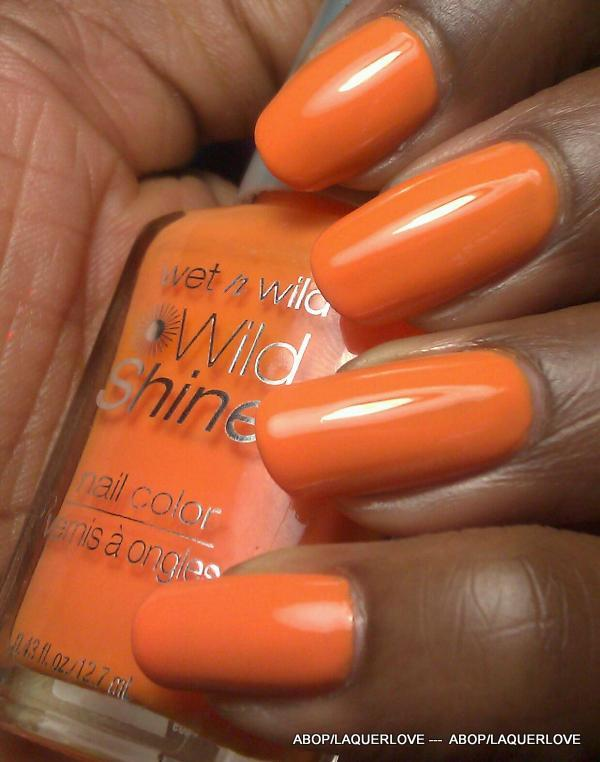 ANOTHER Bottle of Polish?!: Wet N Wild - Sunny Side Up