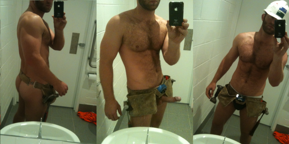 girls tool belt naked