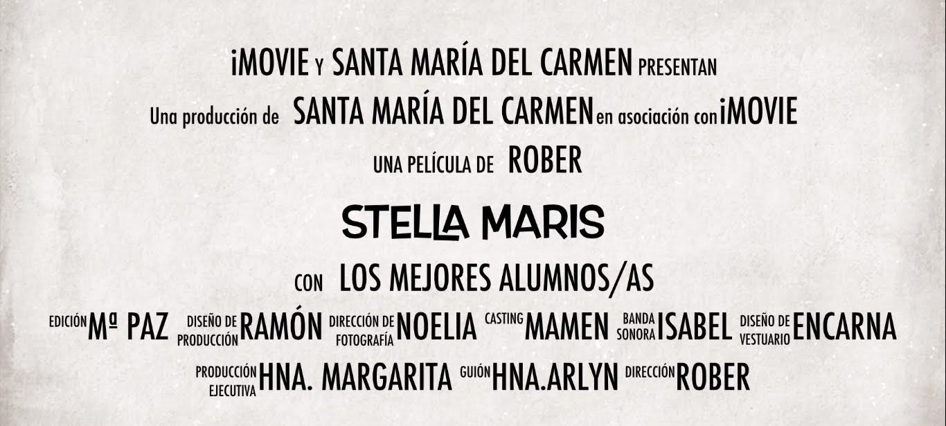 Stella Maris, la película