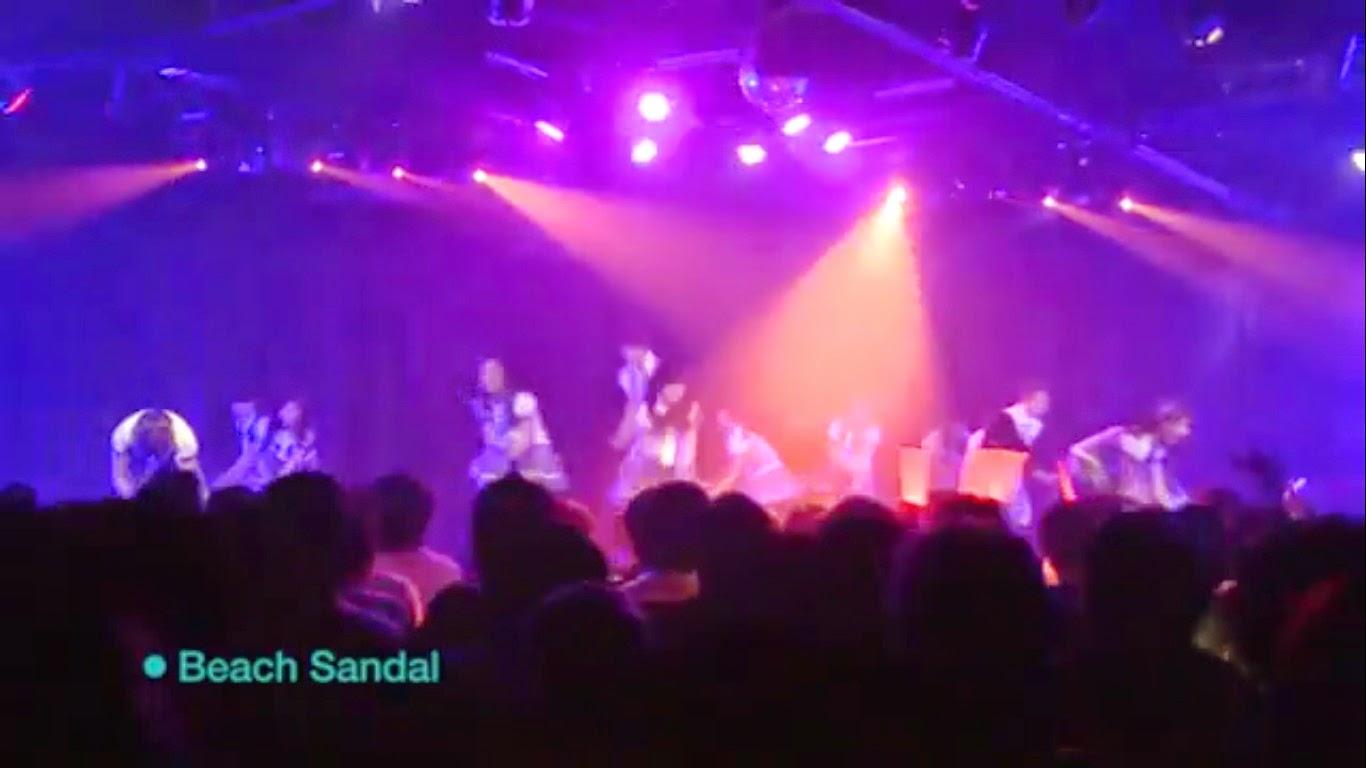 Cord Gitar JKT48 - Beach Sandal