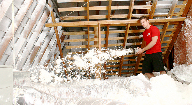 how to achieve r50 attic insulation