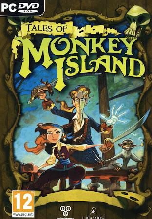 Tales of Monkey Island: Глава 1. Отплытие Ревущего нарвала (Рус