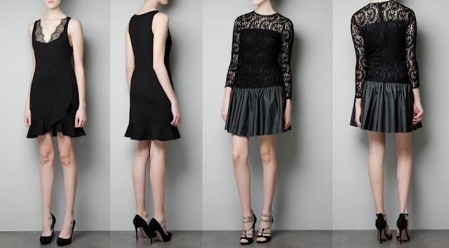 vestidos cortos bonitos zara