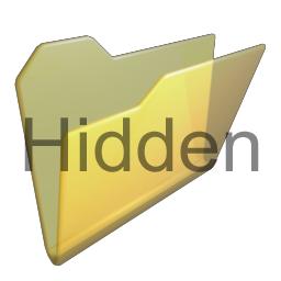 Cara Mudah Menampilkan File dan Folder SUper Hidden