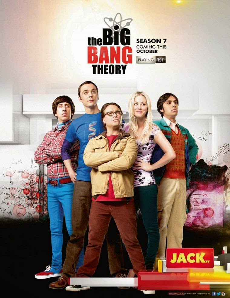Download - The Big Bang Theory - 7ª Temporada Completa - Dual Áudio