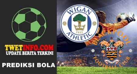 Prediksi Wigan Athletic vs Blackpool