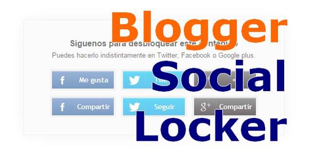 Bloqueo por contenido para Blogger