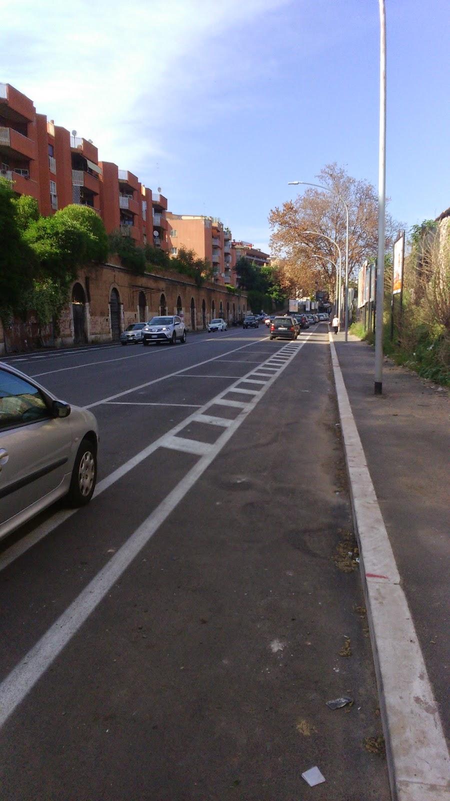 Ciclabili a roma piste ciclabili e ciclopedonali - Porta portese 2 ...