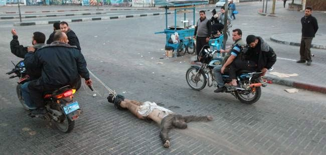 Masacre en Gaza