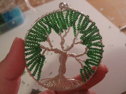 Pockets of happiness tree of life pendant mozeypictures Choice Image