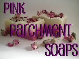 Pink Parchment Soaps Logo