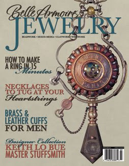 Featured in Belle Armoire Jewelry Magazine
