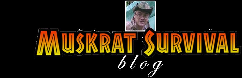 Muskrat Survival