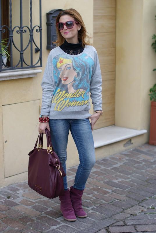 printed sweatshirts, felpa stampata